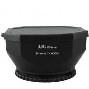 JJC LH-DV58B Parasolar filet 58mm pentru camere video