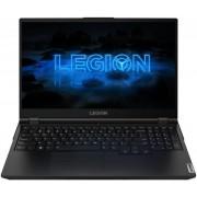 "Laptop Gaming Lenovo Legion 5 (Procesor Intel® Core™ i7-10750H (12M Cache, up to 5.00 GHz), Comet Lake, 15.6"" FHD, 16GB, 512GB SSD, nVidia GeForce GTX 1650Ti @4GB, Negru)"
