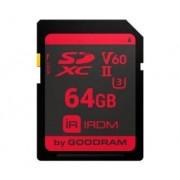 GoodRam IRDM UHS-II U3 V60 SDXC 64GB