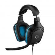 Logitech G432 Headset Gaming 7.1