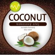 Kokosový olej COCONUT 1000ml