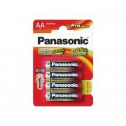 Panasonic LR6 PPG - 4ks Baterie alcalina AA Pro Power 1,5V