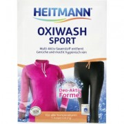 Oxiwash Sport,Heitmann,praf conecentrat dizolvare pete si mirosuri