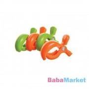 Dreambaby Csíptető 4db zöld/narancs 2217