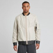 adidas reversible bomber Clear Brown/Dust Pearl