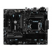 MSI PLO02554 MSI B250 PC MATE + Interceptor DS B1 gaming miš