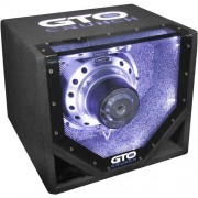 Pasívny subwoofer do auta Crunch GTO-10BP, 600 W