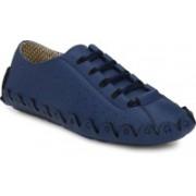 Style Shoe Decent Look Drivings Driving Shoes For Men(Blue)