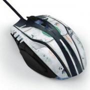 Геймърска мишка HAMA uRage Morph оптична, USB, Черен, HAMA-113751
