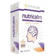 Nutricalm Supliment Alimentar x 30 Capsule Vitacare