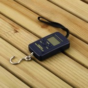 ER Colgando 20g 40Kg Digital Pocket Escala electrónica del peso de balance de equipaje