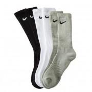 Nike Nike Zokni 1 Csomag (3 Db) [méret: 46-50] fekete