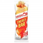 High5 Energy Bar - Box of 25 - 25Bars - Box - Carmel