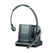 Plantronics Savi W710 Wireless DECT Mono Headset - Over-the-head - Supra-aural