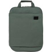 Let op type!! POFOKO E540 serie polyester waterdichte laptop handtas voor 13 inch laptops (groen)