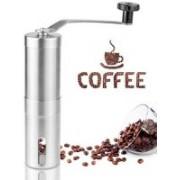 SHAFIRE Manual Stainless Steel Coffee Grinder-Have 10 Mins Of Real Enforced Creative Break Wet Grinder(Multicolor)