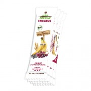 Baton de Cereale cu Banane, Struguri si Aronia Eco 4x23g Erdbar