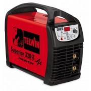 Invertor Sudura Telwin Superior 320 Ce Vrd 400 V, 1.6-6.0 Mm, 460X190X360 Mm, 816036