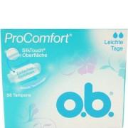 O.B. Tamponger ProComfort Light Days 56 st.