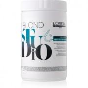 L'Oréal Professionnel Blond Studio Freehand Techniques 6 polvos aclarantes 350 g