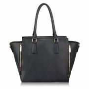 Anna Grace AG00314A чанта в ръката черен