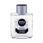 Nivea Men Sensitive aftershave loțiune 100 ml pentru bărbați