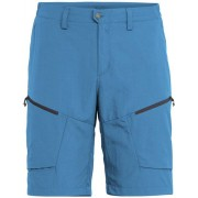 Salewa Puez DRY - pantaloni corti trekking - uomo - Light Blue/Black