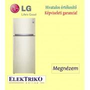 LG GTB574SEHZD felülfagyasztós hűtőszekrény , A++ energiaosztály, NoFrost, WiFi funkció
