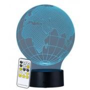 Lunartec Socle lumineux décoratif à LED