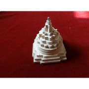 Meru Prustha Shree Yantra made from Sevan Wood