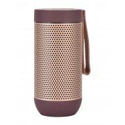 Kreafunk - aFUNK bluetooth speaker pflaume-gold