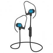 PLATINET IN-EAR Bluetooth V4.2 + microSD Căști + MIC PM1062 BLUE [44473]