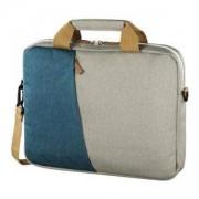 Чанта за лаптоп HAMA Florence, до 40 см 15.6 инча, Сиво-синя, HAMA-101573