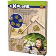 Детски занимателен комплект - Разкопки, 3 налични модела, SES, 080560