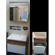 PELIPAL - SET umyvadlo plus skříňky