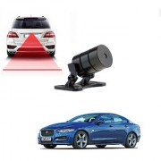Auto Addict Car Styling Anti Collision Safety Line Led Laser Fog Lamp Brake Lamp Running Tail Light-12V Cars For Jaguar XE
