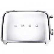 SMEG - 2 Schlitz-Toaster Chrome Serie 50 Jahre
