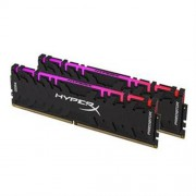 16GB DDR4-2933MHz HyperX Predator XMP CL15 RGB, 2x8GB