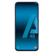 Samsung Galaxy A40 Azul Móvil 4g Dual SIM 5.9' Super Amoled Fhd + /8core / 64gb / 4gb Ram / 16mp+5mp/25mp