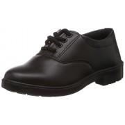 Prefect (from Liberty) Boy's Skoolboy Black Formal Shoes - 6 UK
