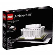 Linconl Memorial Lego Architecture Modelo 21022