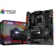 Matična ploča MB LGA1151 H270 MSI H270 Pro Gaming Carbon , PCIe/DDR4/SATA3/GLAN/7.1/USB 3.1