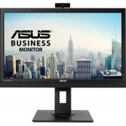 Asus BE24DQLB TFT-Monitor (1920 x 1080 Pixel, Full HD, 5 ms Reaktionszeit, incl. Webcam, Pivot Funktion), Energieeffizienzklasse A