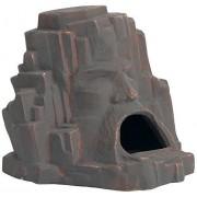 Marina Figura Decorativa de Hombre de montaña (cerámica), Color basalto Oscuro