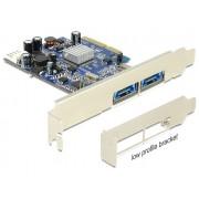 Adaptoare PCI, PCI-E Delock DL-89366