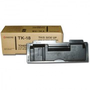 KYOCERA TK-18 TONER CARTRIDGE BLACK
