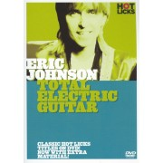 Eric Johnson: Total Electric Guitar [DVD] [1990]