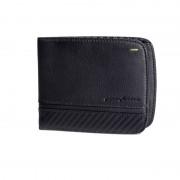 Мъжки портфейл с 6 отделения за карти Pininfarina Folio Carbon