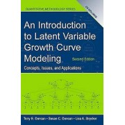 An Introduction to Latent Variable Growth Curve Modeling Concepts ...