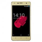 Смартфон Prestigio Muze D5 LTE (PSP5513DUO) Dual SIM, 5.0 HD (1280x720), IPS, 2.5D, Quad-Core 1.3GHz, 1GB RAM+8Gb eMMC, златист, PSP5513DUOGOLD